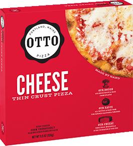 Cheese Thin Crust Pizza